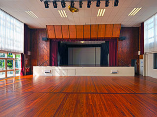 Titirangi War Memorial Hall Interior