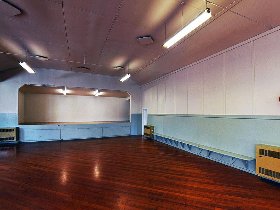 Takanini Hall Interior