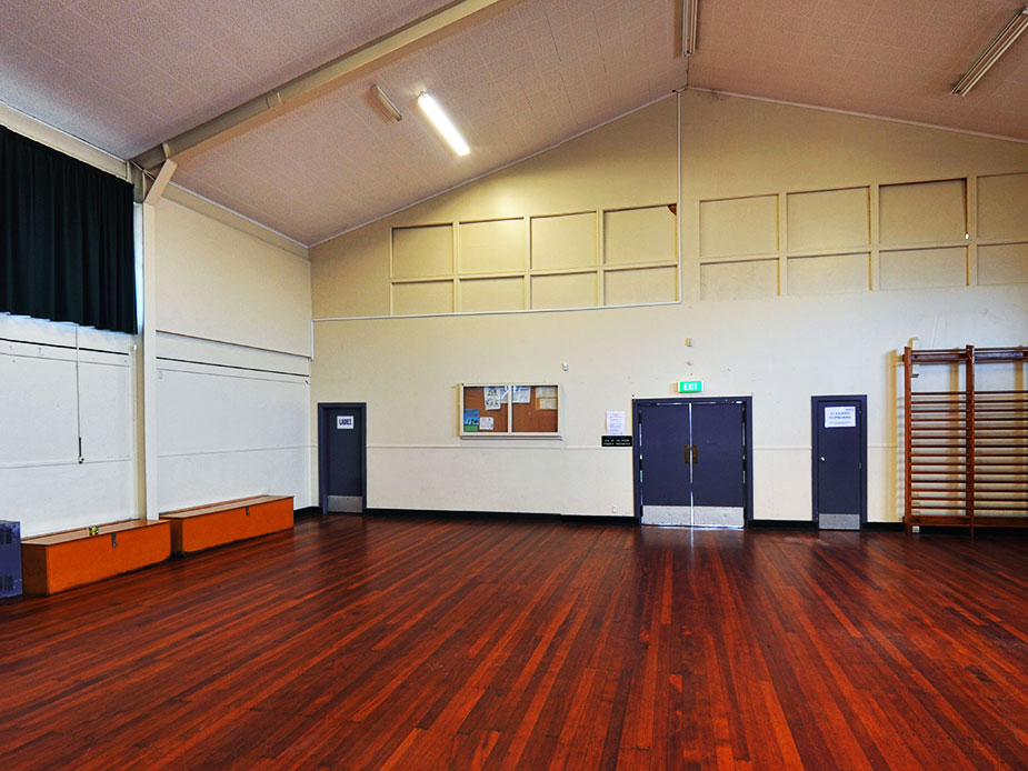Mangere Central Community Hall Interior