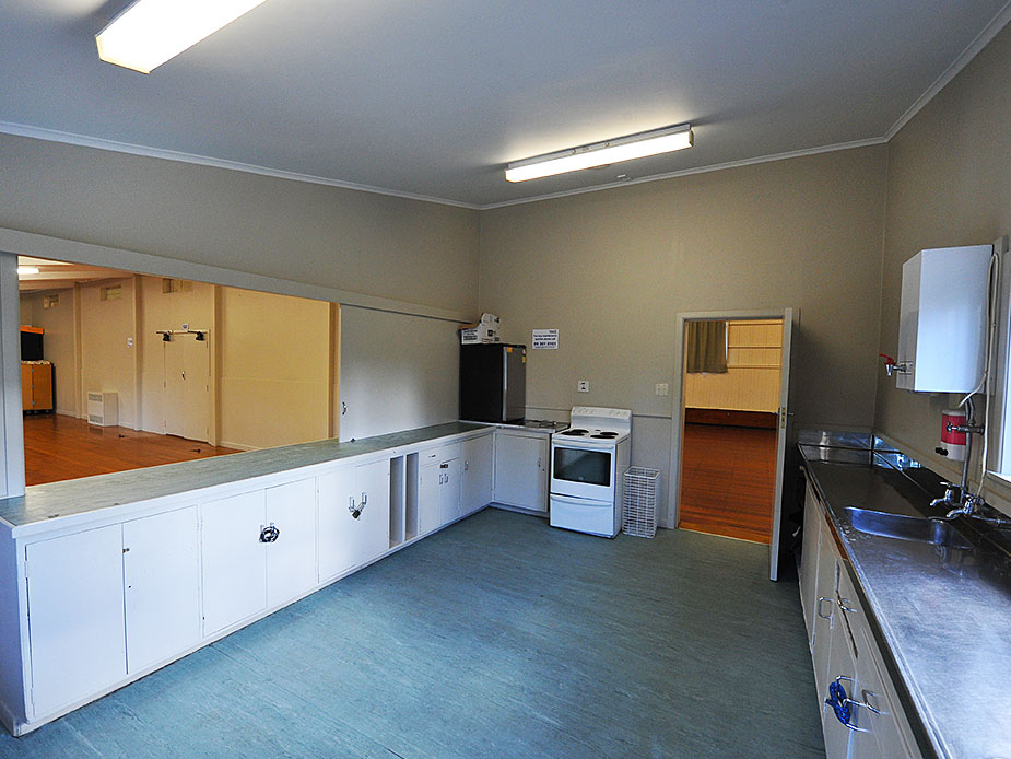 Pakuranga Community Hall Kitchen 2