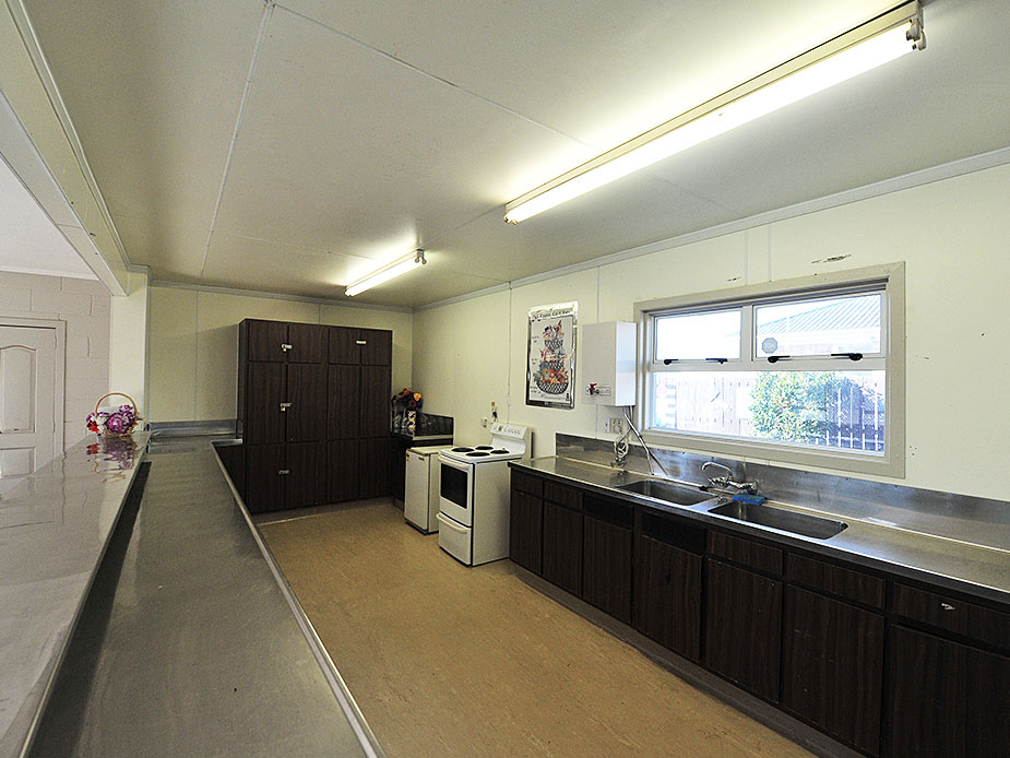 Smiths Avenue Community Hall Kitchen