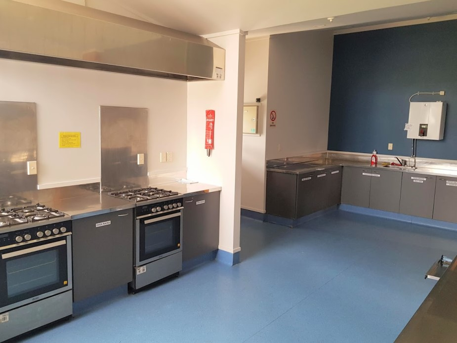 WDCC Main hall kitchen
