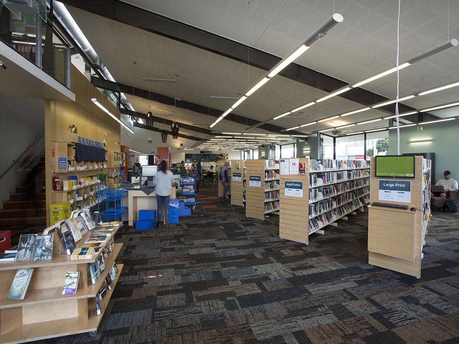 New Lynn Library General