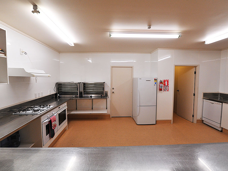 Rautawhiri Lions Lounge kitchen