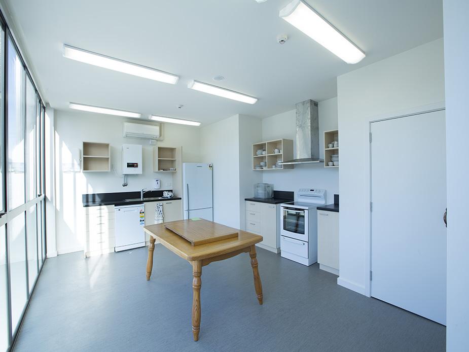 Warkworth Town Hall kitchen