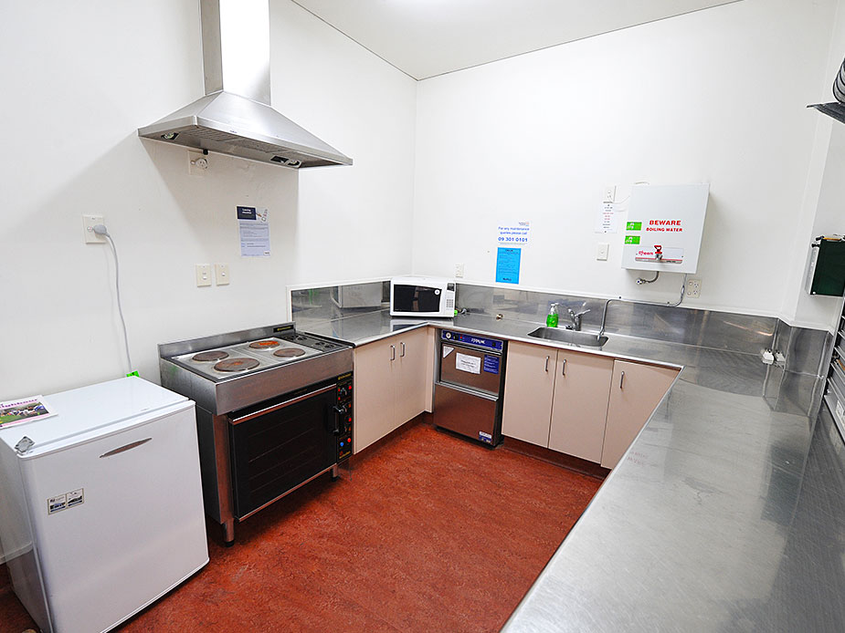 Orewa Community Centre Small Hall Kitchen