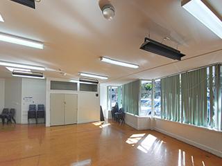 Panmure Community Hall Annex Room Interior 1