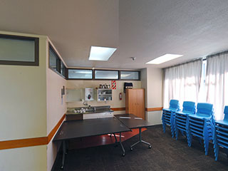 Freemans Bay Community Hall Function Room Interior