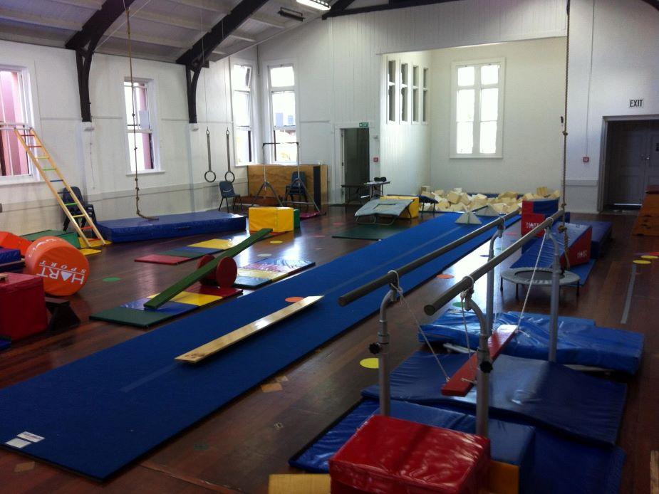 Leys Institute Gymnasium Hall