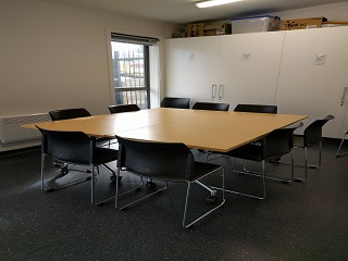 Manutewhau Community Hub - Small Meeting Room