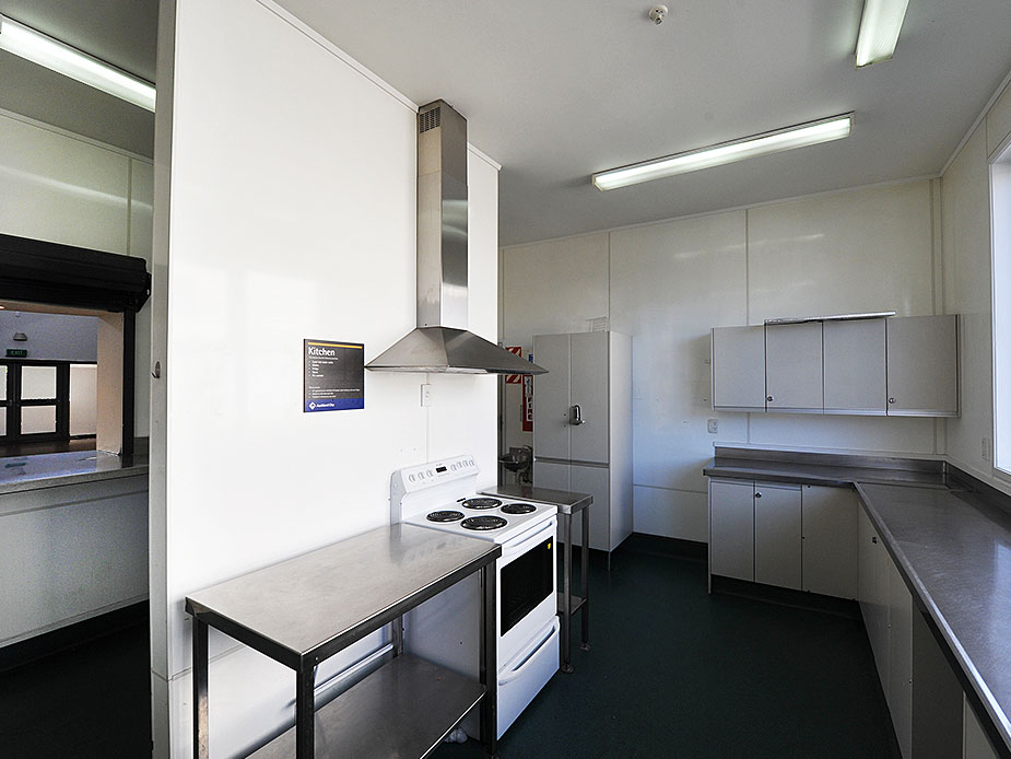 Panmure Community Hall Main Hall Kitchen 1
