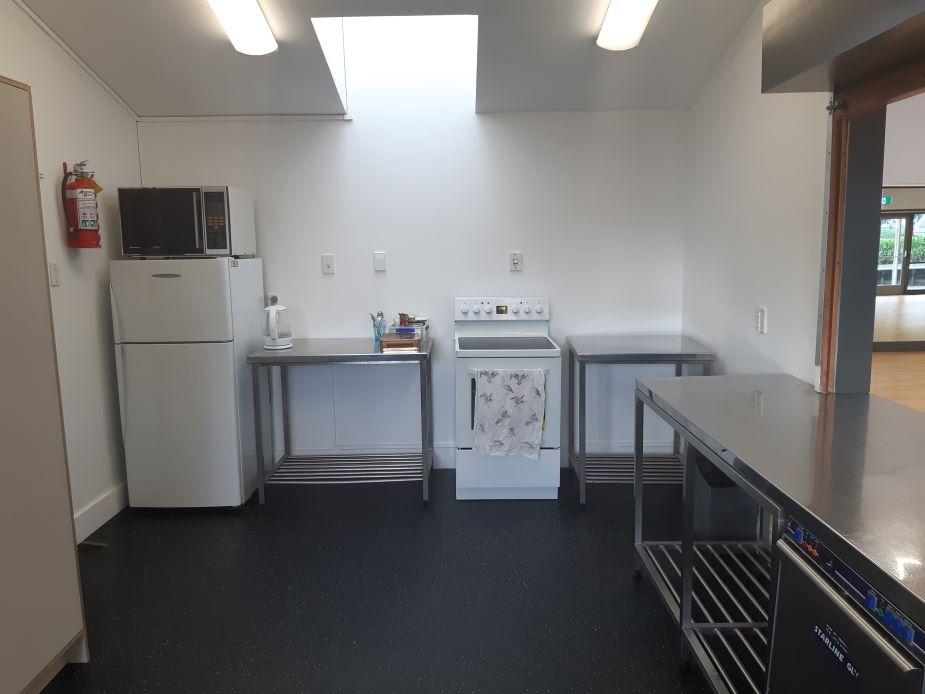 Glen Innes Community Hall Kitchen