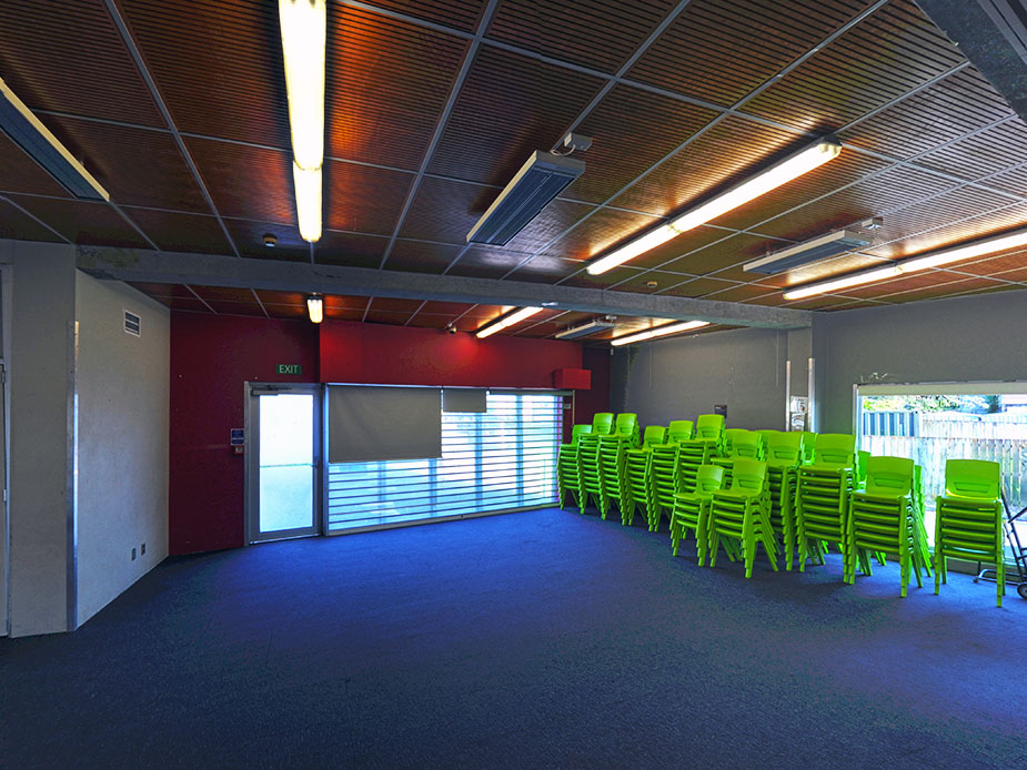 Wesley Community Centre Tarapunga Room Interior