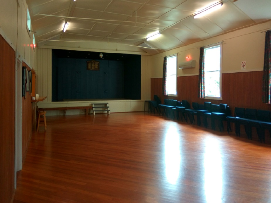 Ahuroa Hall