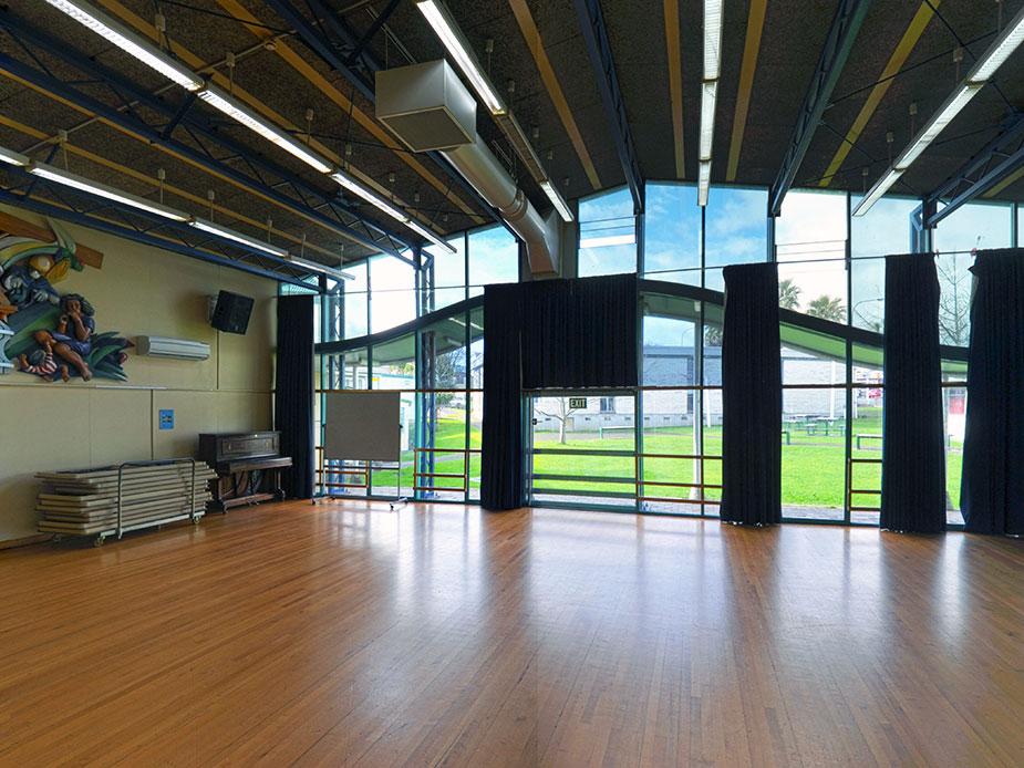 Avondale Community Centre Highbury Hall Interior