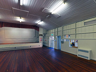 Pakuranga Community Hall Interior