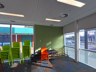Te Atatu Peninsula Community Centre Kuaka Godwit Room Interior
