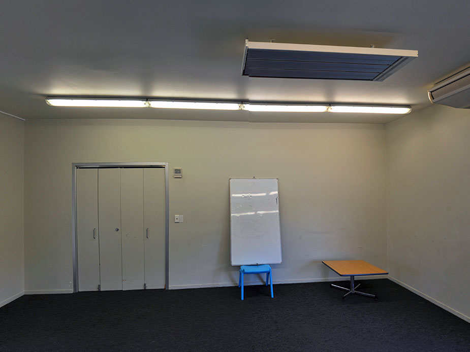 Wesley Community Centre Kotare-Tauhou Room Interior