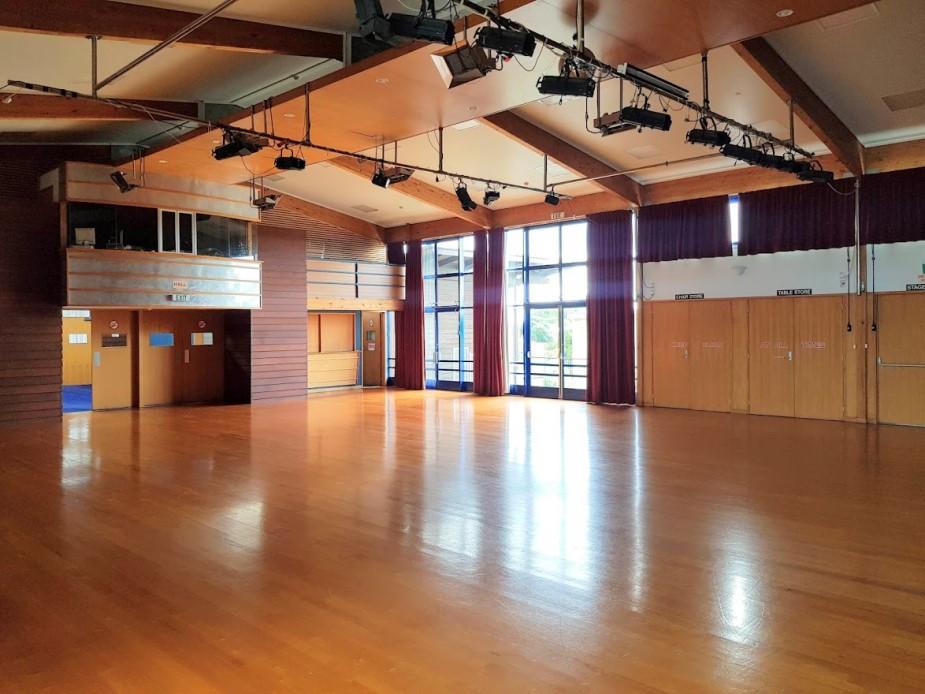 WDCC Main hall alternative view