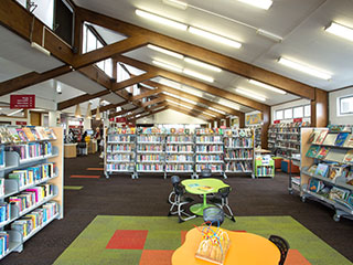 Papatoetoe Library General