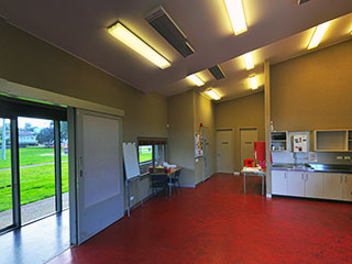 Oranga Community Centre Kelly Elrick Room Interior
