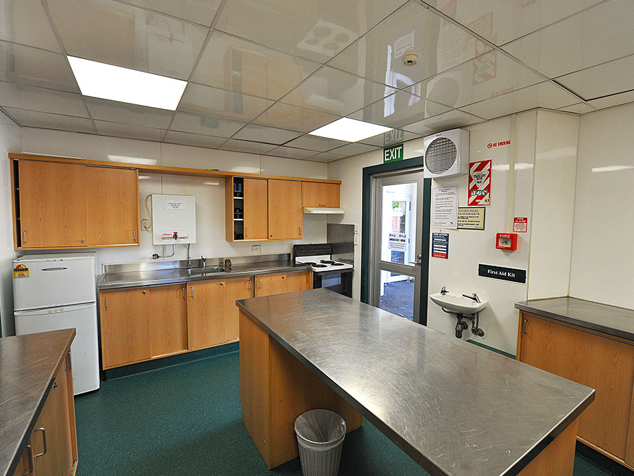 Fencible Lounge (Howick Library) Kitchen