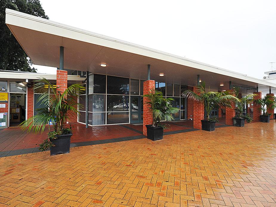 Orewa Community Centre Exterior