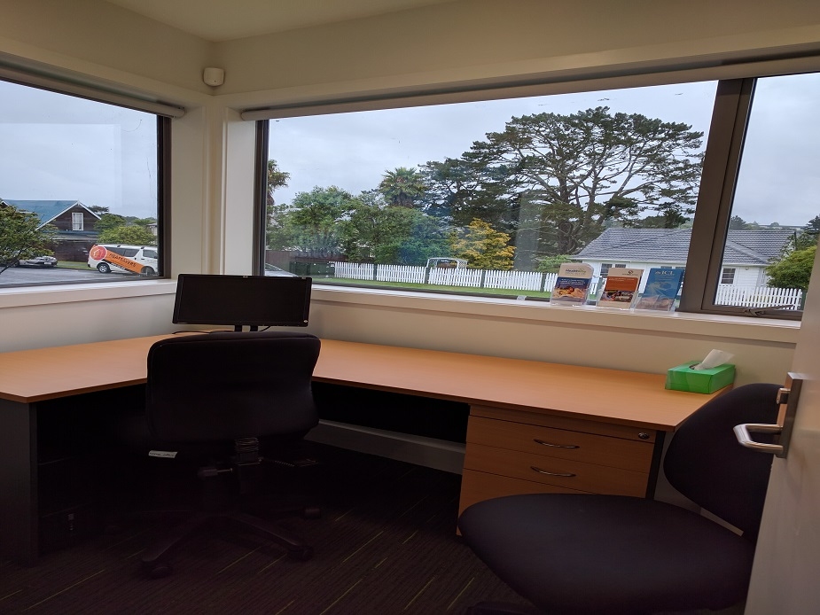 Manutewhau Community Hub - Consulting Room