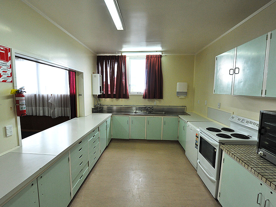 Northcote War Memorial Hall Kitchen