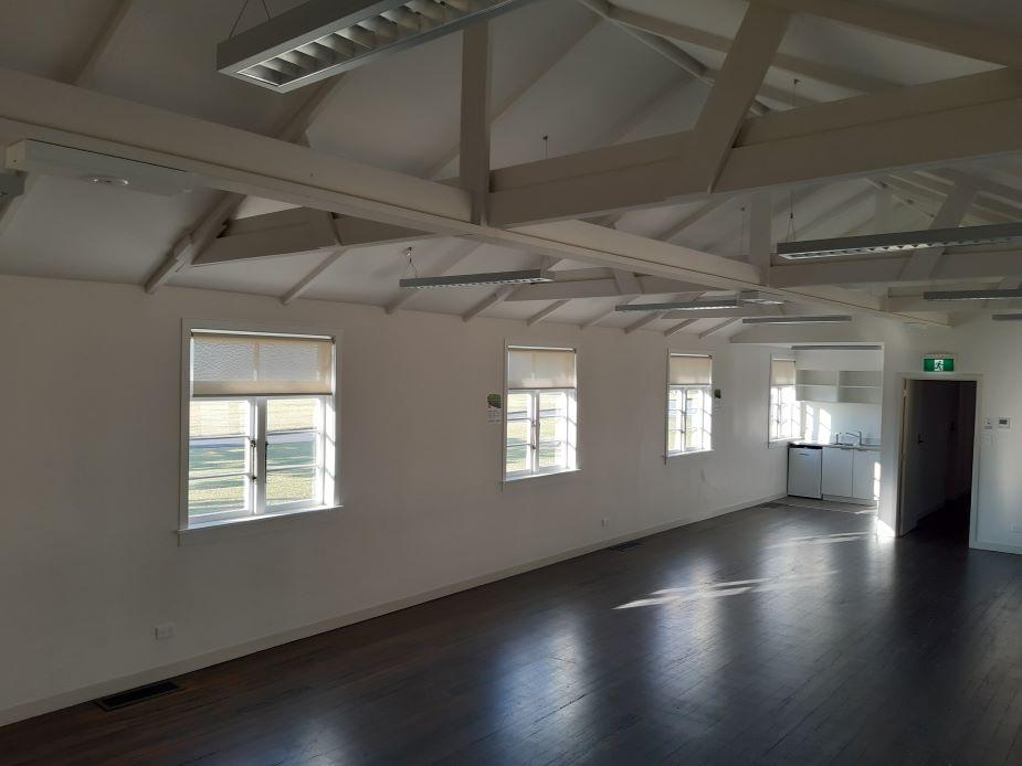 Fort Takapuna - The Barracks - A12, Room 2 - Interior 2