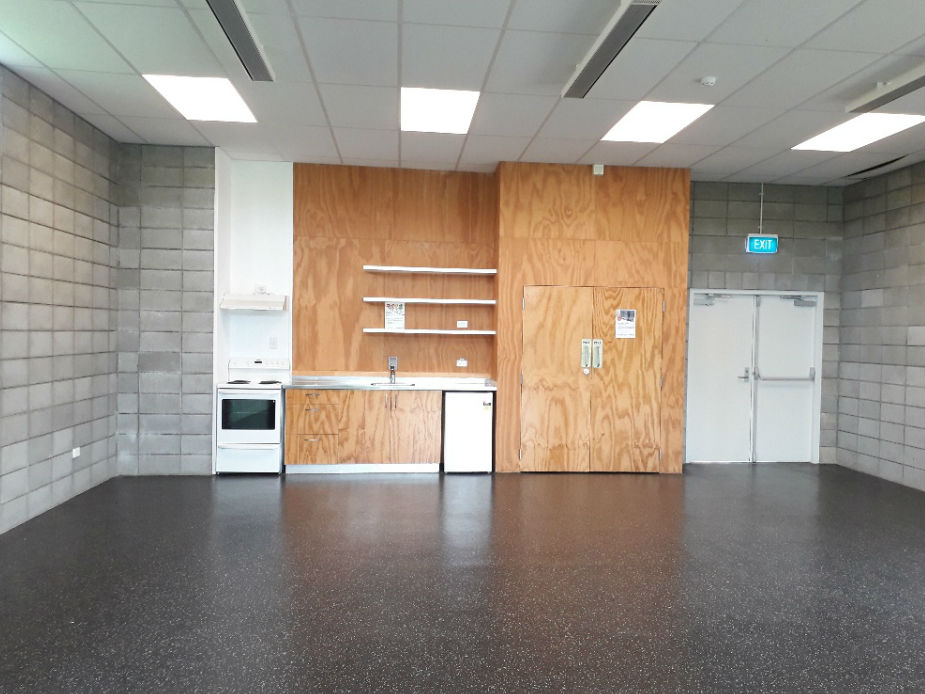 Ormiston Activity Centre kitchen