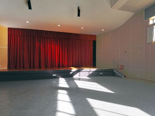 Freemans Bay Auditorium Interior
