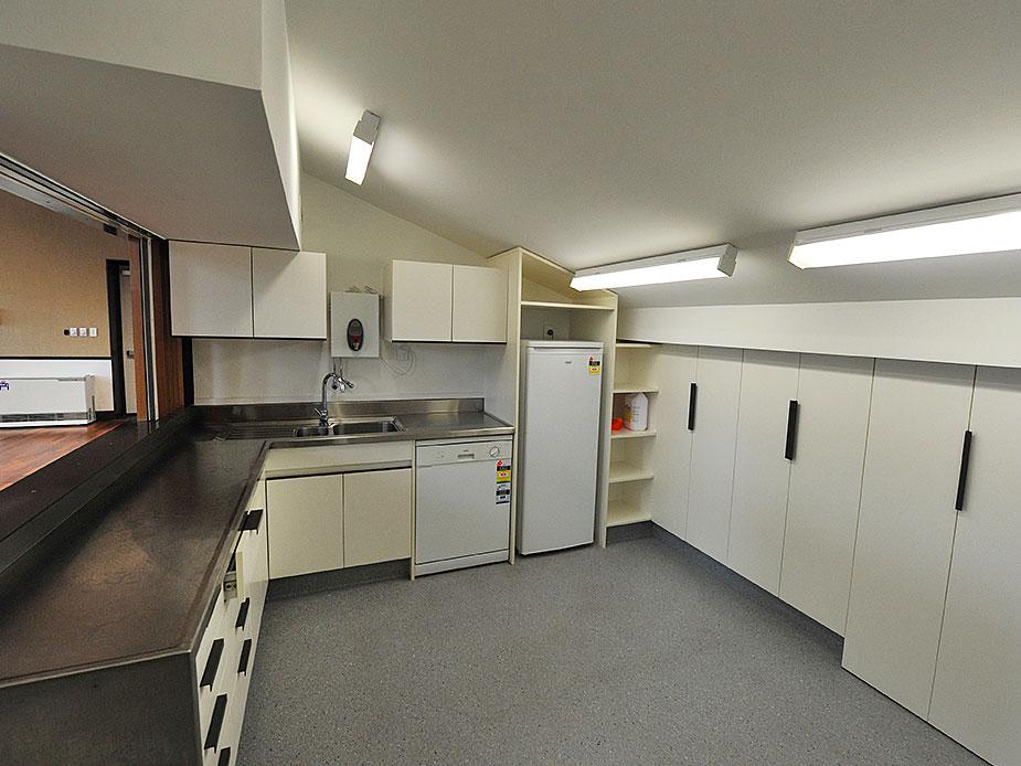 Massey Park Grandstand Kitchen