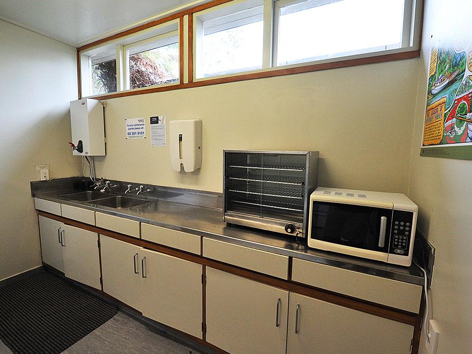 Kelston Community Centre Activity Room 2 Kitchen