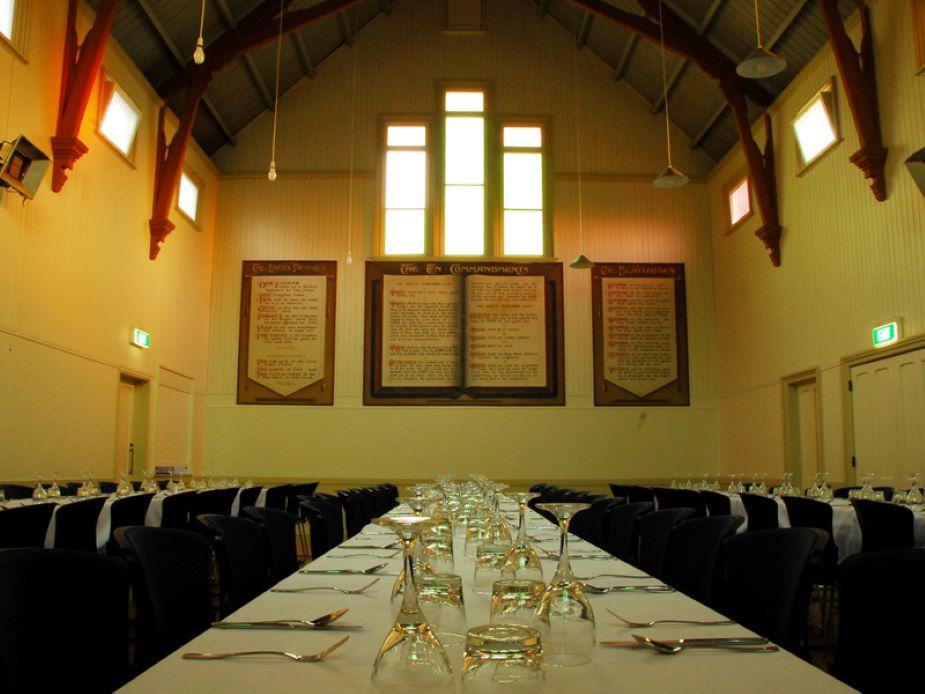 Mt Eden Village Centre - Hall