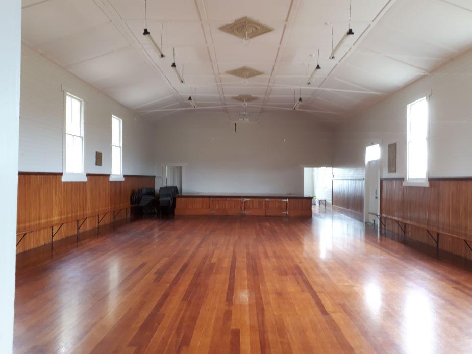 Mauku Victory Hall, Main Hall