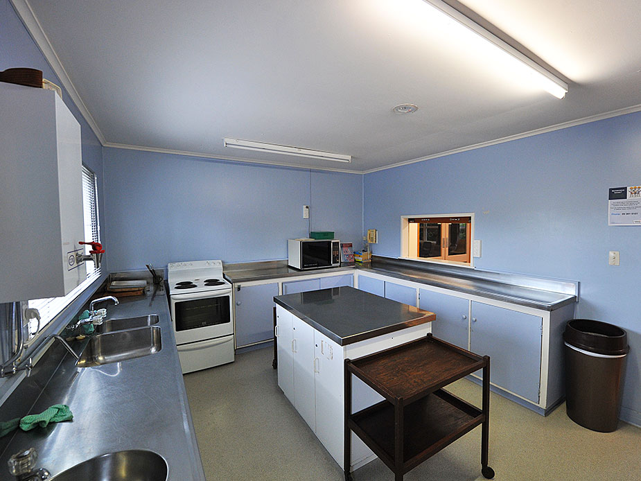 Kawakawa Bay Community Hall Kitchen 2