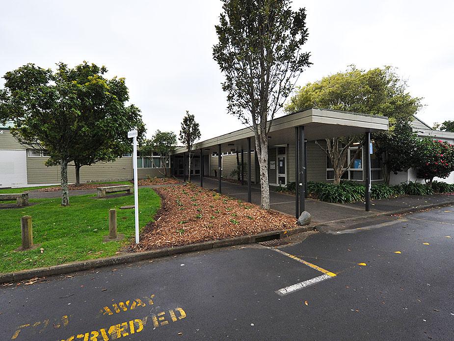 Kelston Community Centre Exterior