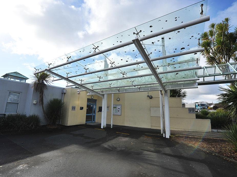 Avondale Community Centre Exterior