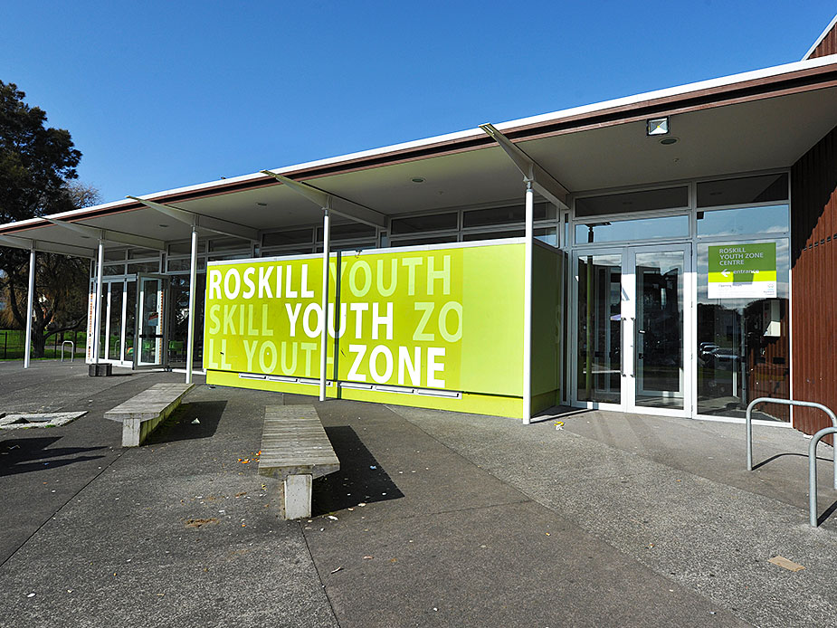 Roskill Youth Zone Exterior 2