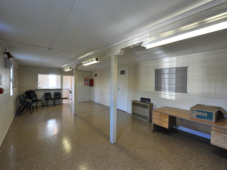 Maraetai Community Hall Interior