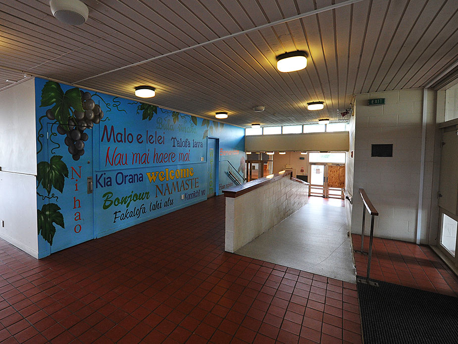 Kelston Community Centre Interior