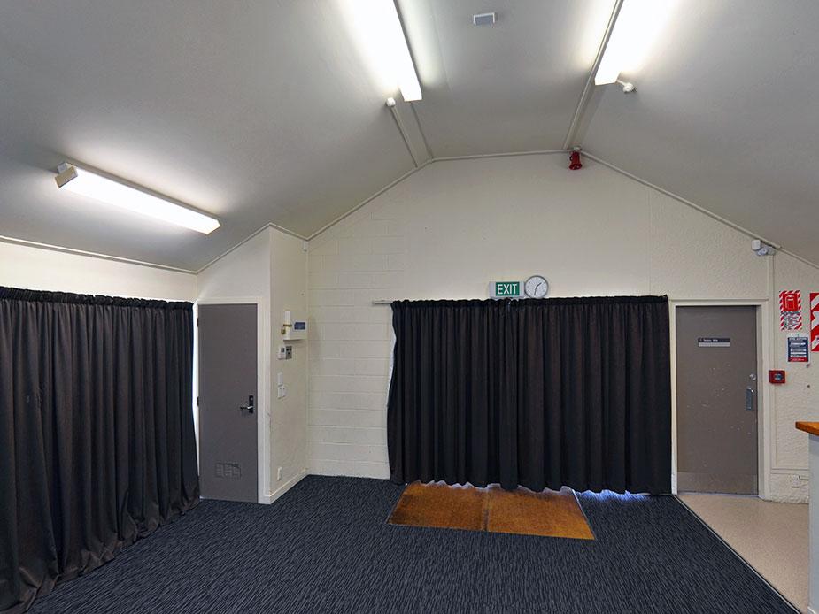 Mt Roskill War Memorial Hall Freyberg Room Interior