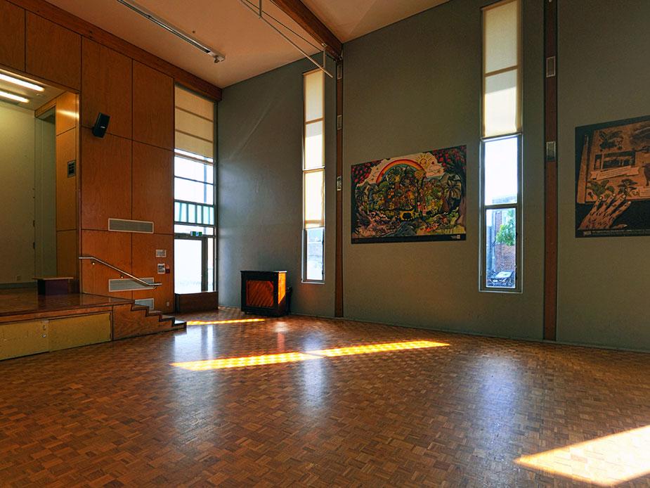 New Lynn Community Centre Main Hall Interior