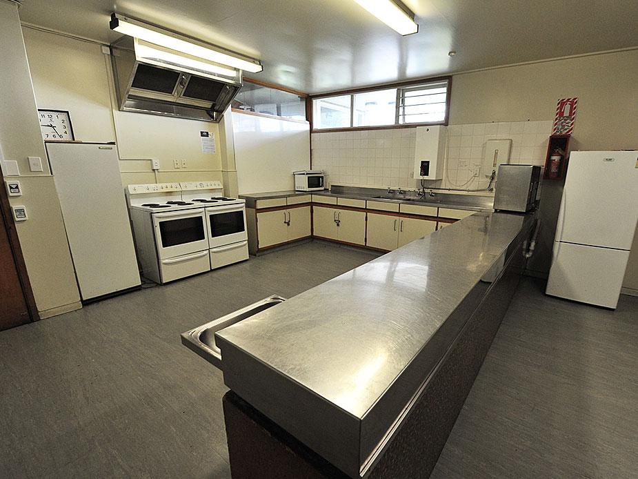 Kelston Community Centre Main Hall Kitchen