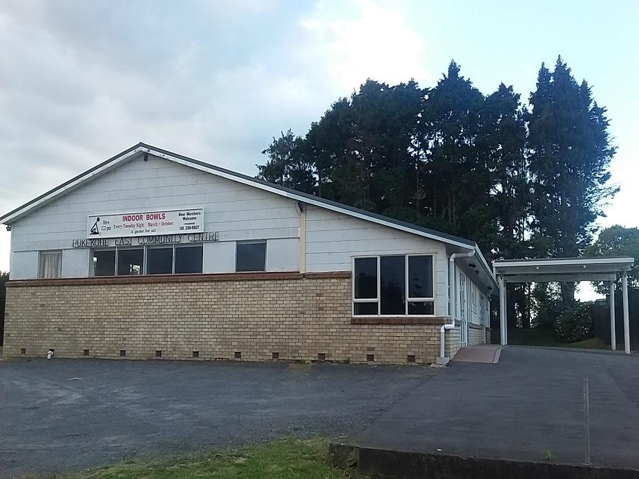 Pukekohe East Community Centre