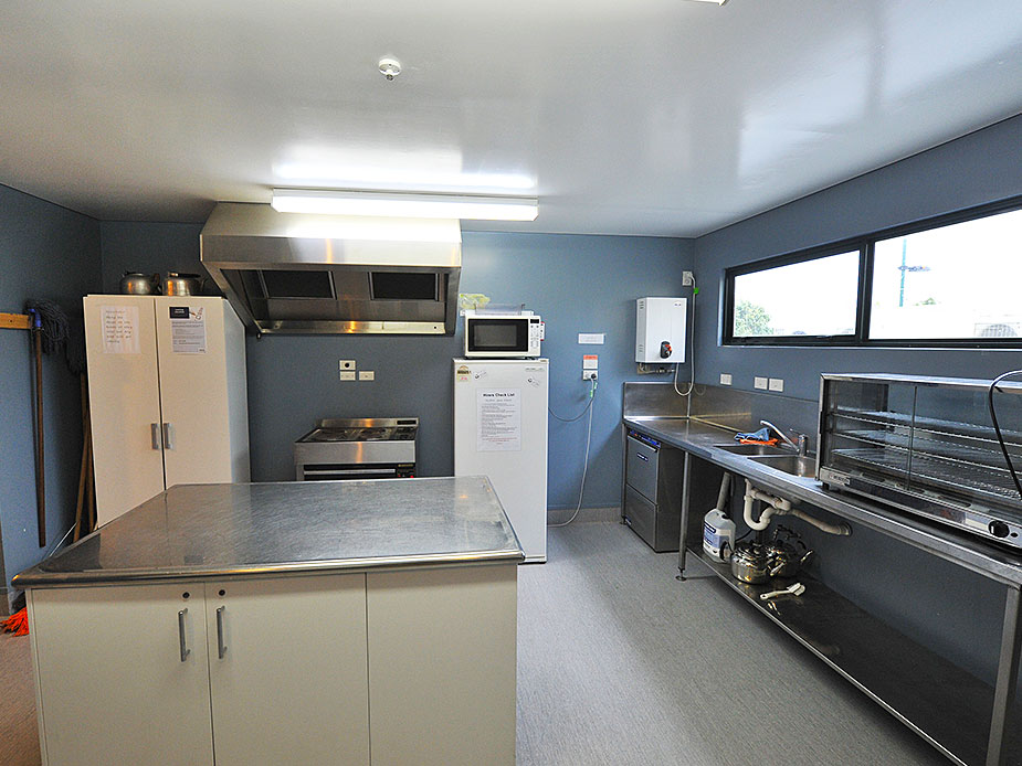 Helensville War Memorial Hall Kitchen 2