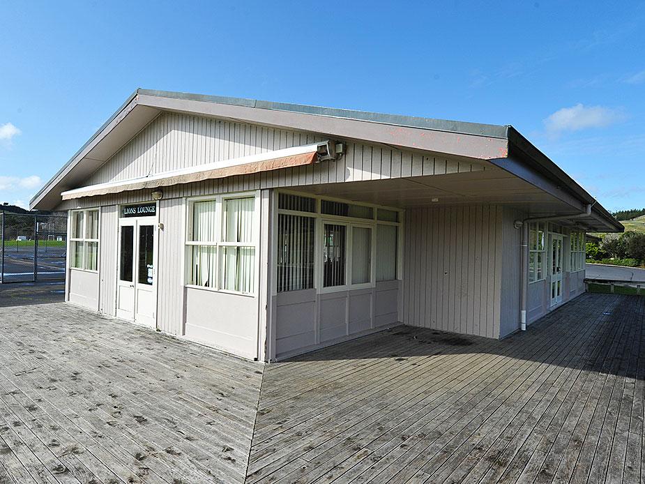 Rautawhiri Lions Lounge exterior
