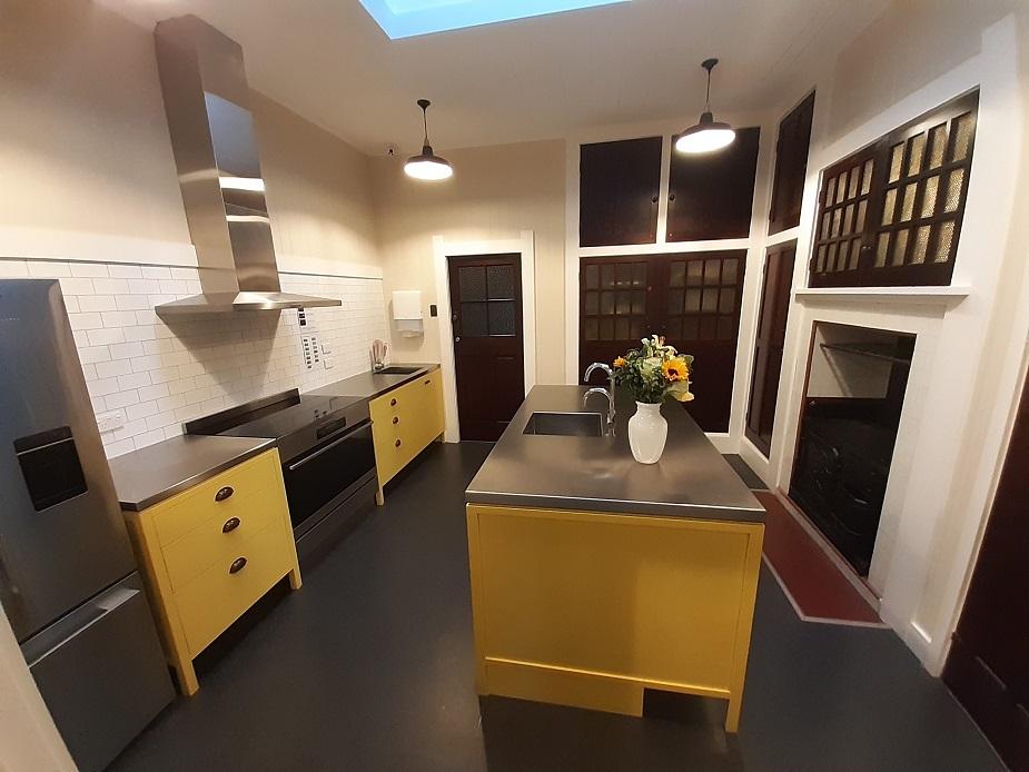 Whare Koa Māngere Community House - kitchen