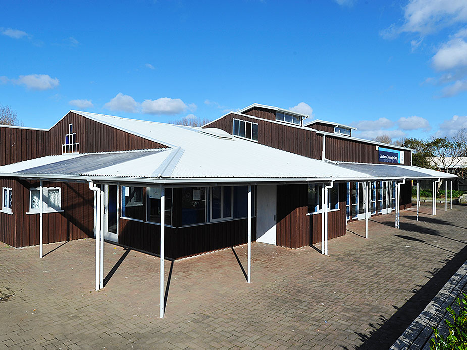 Glen Innes Community Hall Exterior